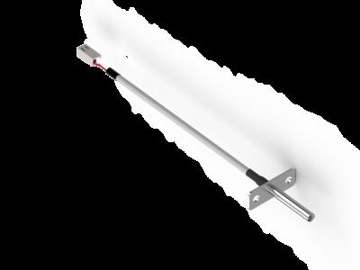 sensor de temperatura com suporte