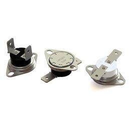 termostato bimetalico com flange