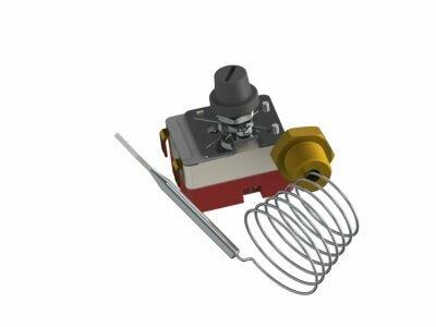 termostato capilar de seguranca