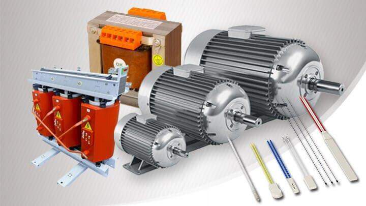 Equipamentos para Motores Elétricos e Transformadores