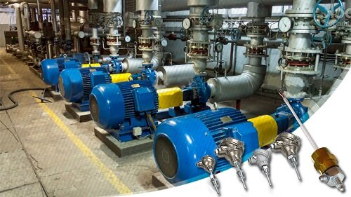 Sensores para Processos Industriais