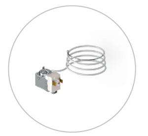 controle de temperatura em refrigeracao - termostato capilar de refrigeracao