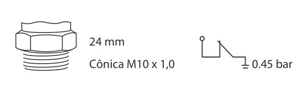 caracteristicas sensores automotivos vw sp 059 pressao de oleo