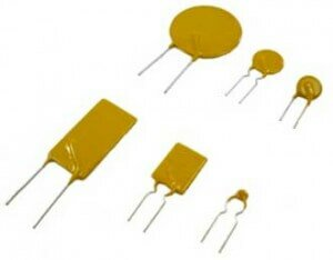 termistores pptc para protecao termica