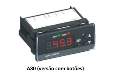 termostato digital a80